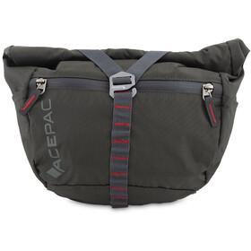 Acepac Bar Handlebar Bag grau